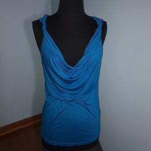 H&M Worn Once Blue Top Small